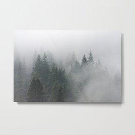 Long Days Ahead - Nature Photography Metal Print