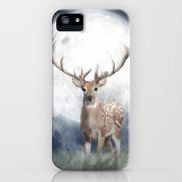 Midnight Deer iPhone Case