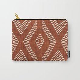 Birch in Rust Carry-All Pouch