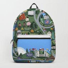 Georgetown, Washington, D.C.  Backpack