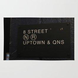8th Street N&R Rug