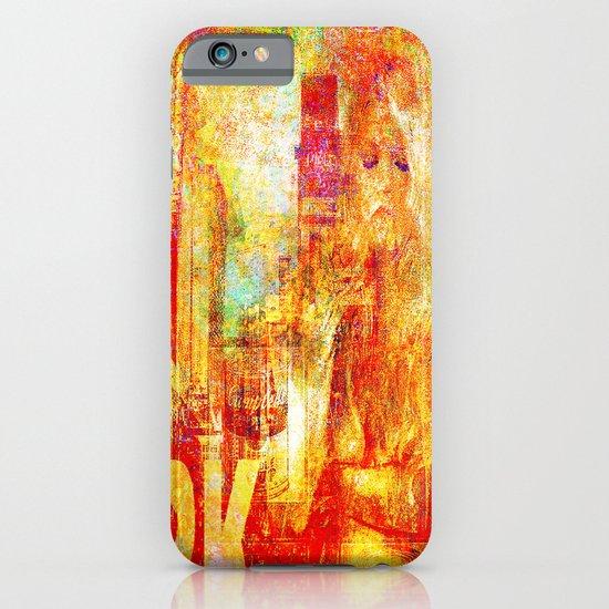 Girl in New-York  iPhone & iPod Case