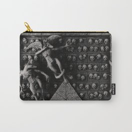 Cave Canem - Wall of Skulls Carry-All Pouch
