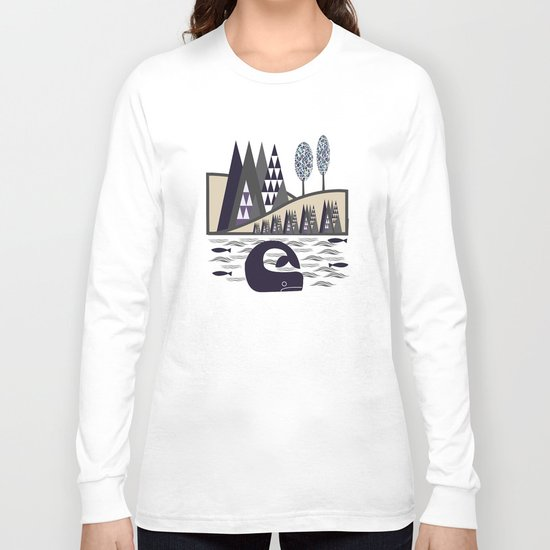 Master Of The Sea Long Sleeve T-shirt