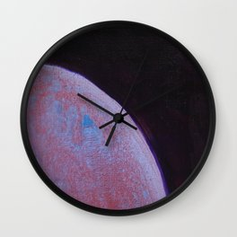 Extinction Event Wall Clock