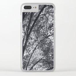Arbre Clear iPhone Case