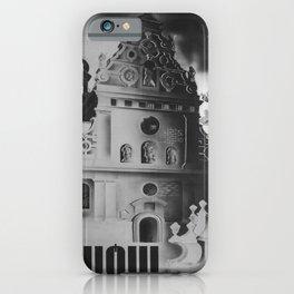 retro Lwow iPhone Case
