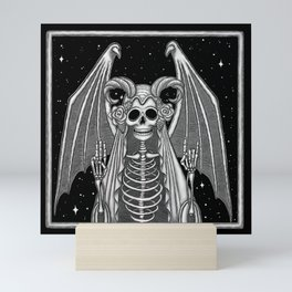 Summoning Elders Mini Art Print