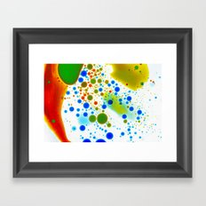COLOUROPIA Framed Art Print