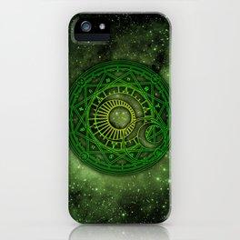 Magic Circle - Yukito Tsukishiro iPhone Case