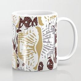 Lemon Squeezy Abstract Coffee Mug