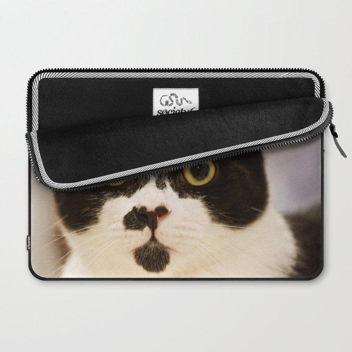 Pussy cat, pussy cat Laptop Sleeve