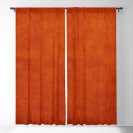 Burnt Orange  Blackout Curtain