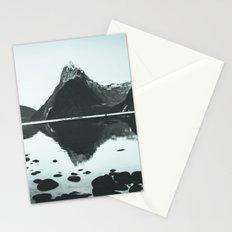 Platinum Landscape Stationery Cards