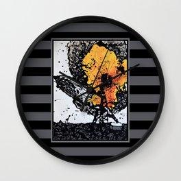 Hindenburg Wall Clock