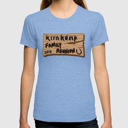Kern Family Reunion 2018 T-shirt