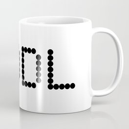 HODL YOUR CRYPTOCURRENCY BITCOIN LITECOIN RIPPLE ETHEREUM Coffee Mug