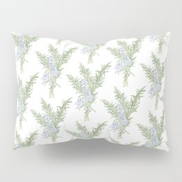 Flowering Rosemary Pillow Sham