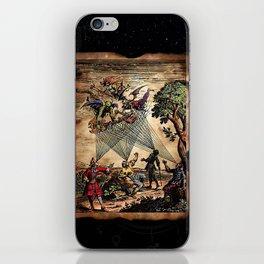 Medieval Minstrel Spirits iPhone Skin