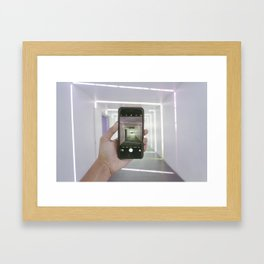 Wellers Court Framed Art Print