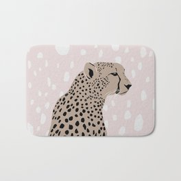 Cheeta The Queen Bath Mat