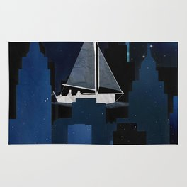 City Sailing Rug