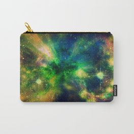 An Explosion of Color Carry-All Pouch