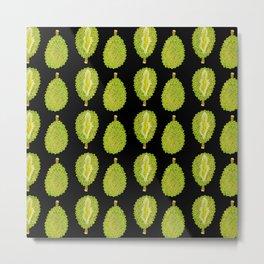 strange fruits (durian) Metal Print