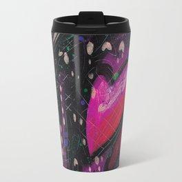 Painted Love Travel Mug