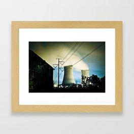 Powerful Framed Art Print