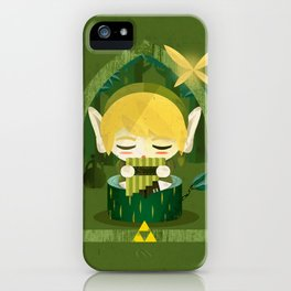 Legend iPhone Case