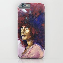 Naturally Kayla Madonna iPhone Case