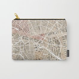 Berlin map Carry-All Pouch