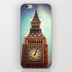 Big Ben II iPhone & iPod Skin