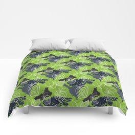 Fresh apples Comforters