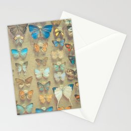 The Butterfly Collection II Stationery Cards