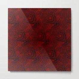 pattern 84 Metal Print
