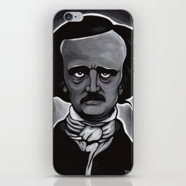 Edgar iPhone Skin