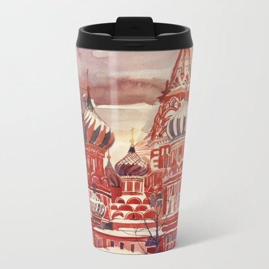 Moscow Metal Travel Mug