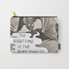 The Nighttime Carry-All Pouch