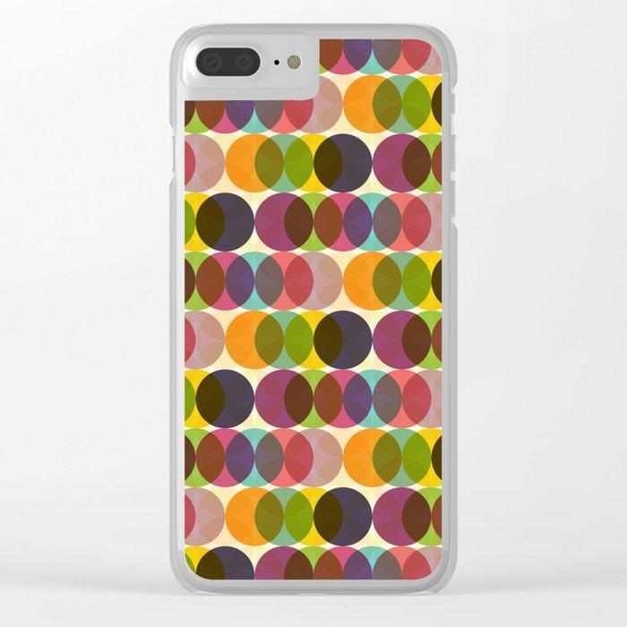 Sercuelar 2 Clear iPhone Case