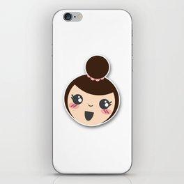 Happy Kim! iPhone Skin