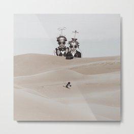 Vanguard Metal Print
