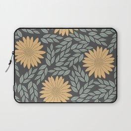 Autumn Flowers Laptop Sleeve