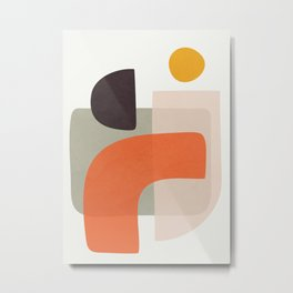 Abstract Modern Art 17 Metal Print