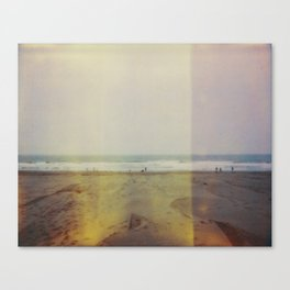 Ocean Beach Canvas Print