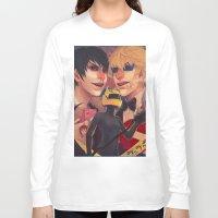 durarara Long Sleeve T-shirts featuring Durarara!! by poopler