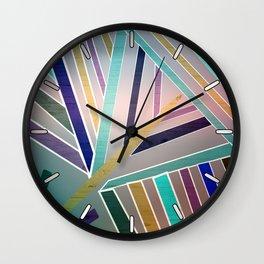 Haphazard Balance Wall Clock