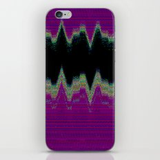 Zipper iPhone & iPod Skin