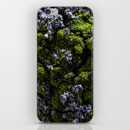 Barnacle Woodlands iPhone Skin